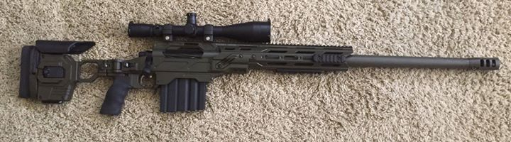 375 Cheytac built on a match action with Cadex chassis  This