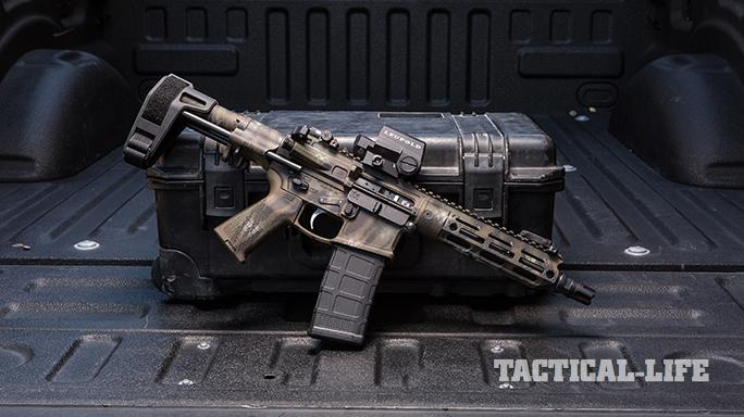 Modern Outfitters Mc6 Pdw The Ultimate 300 Blk Truck