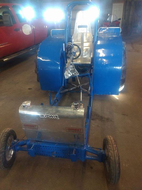 FOR SALE ( MINI ROD CHASSIS ) Mini mod chassis complète no ...