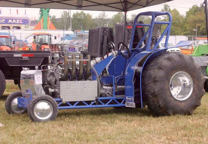 Pulling Tractors For Sale >> For Sale Mini Rod Chassis Mini Mod Chassis Complete No