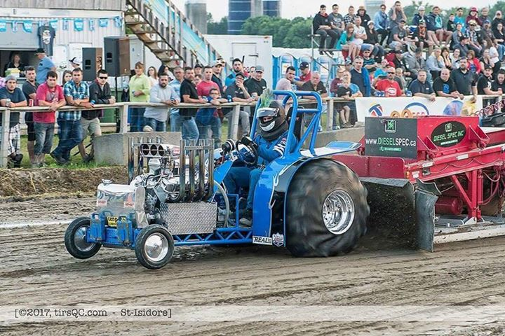 Mini Mod Tractor Pulling : For sale mini rod chassis mod complète no