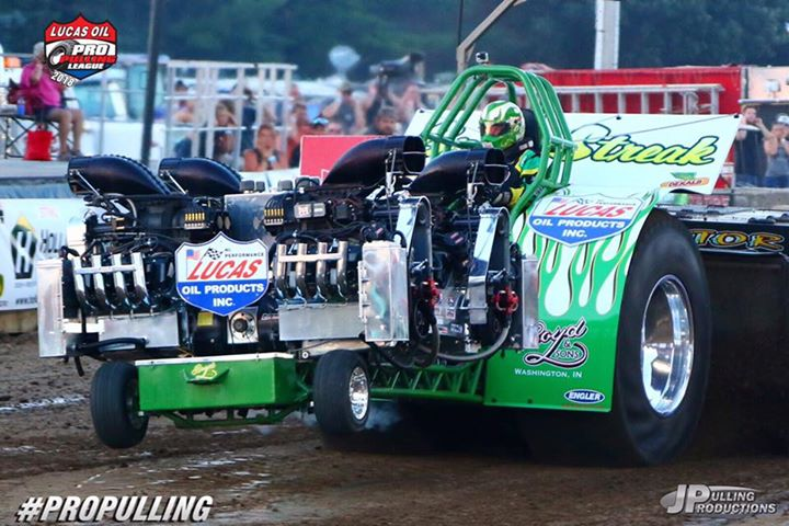 Midwest Summer Nationals: Tractor, Truck and Mini-Rod Pull