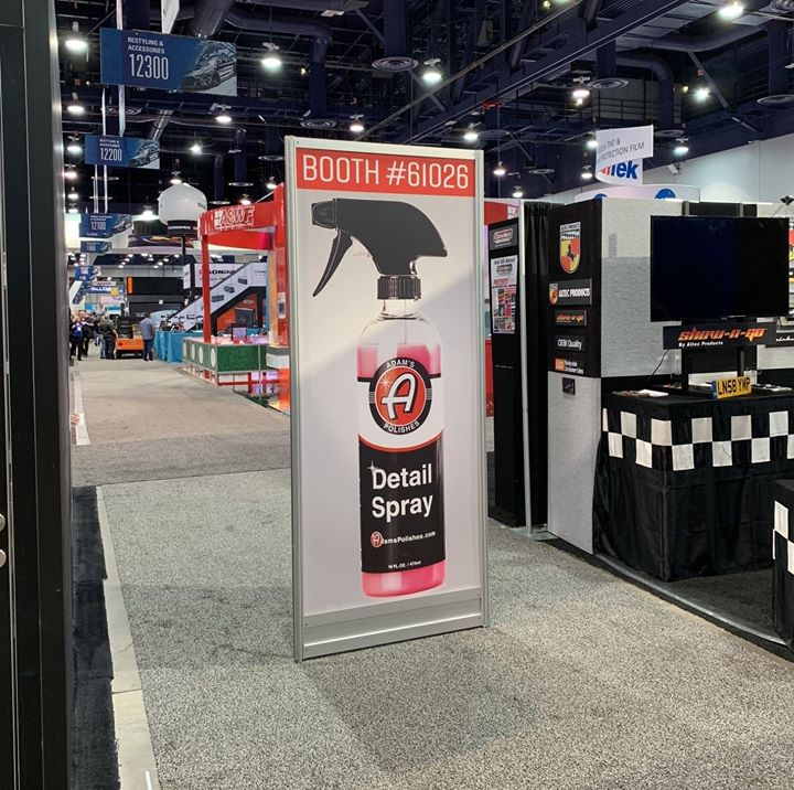 Visiting Las Vegas for The SEMA Show? Stop by our booths